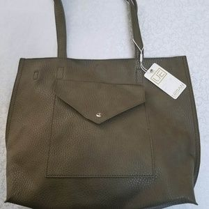 Urban Expressions olive tote - BRAND NEW WITH TAGS